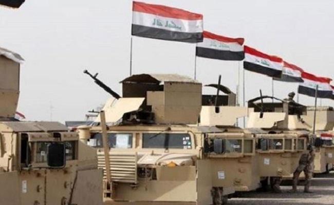 Pasukan Khusus Irak (Ilustrasi). Foto: Dok. Reuters
