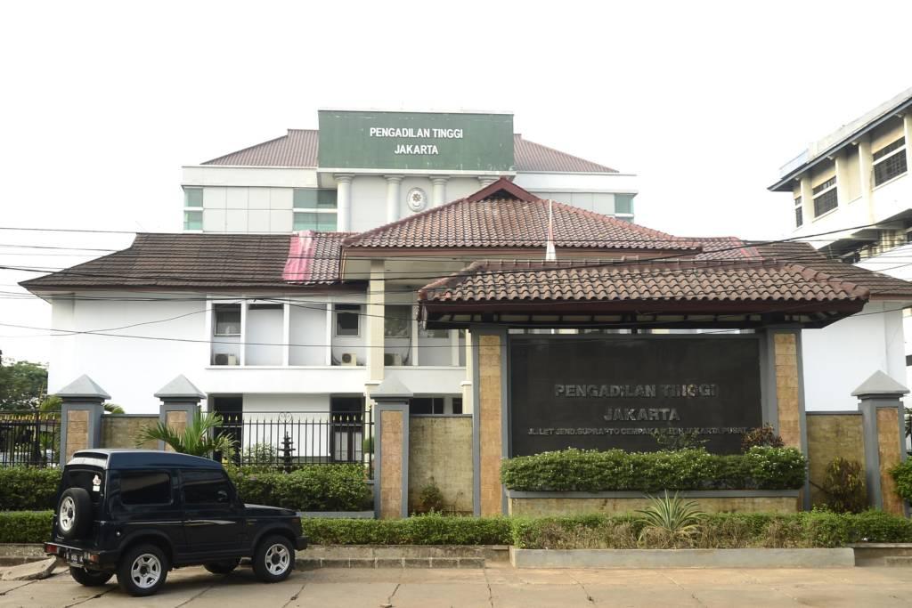 Pengadilan Tinggi DKI Jakarta. (Foto: Istimewa)