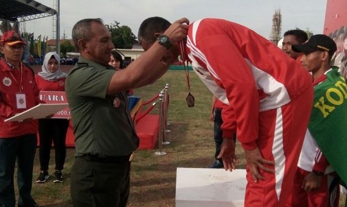 Penutupan Kejurnas Atletik (Foto Istimewa/Nusantaranews)