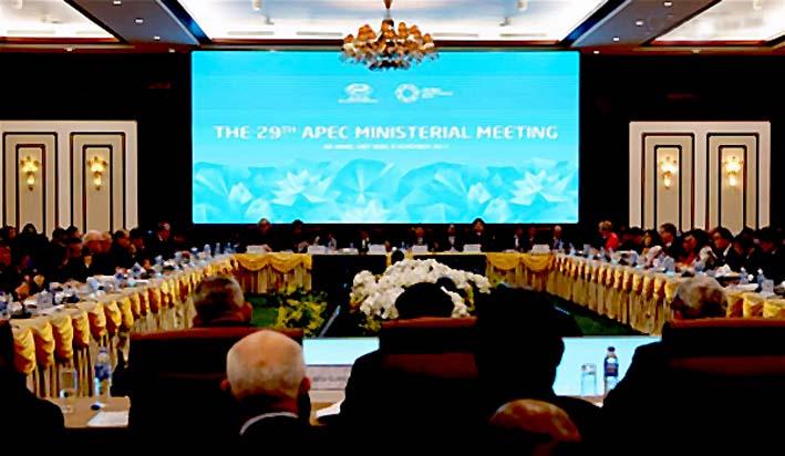 Pertemuan Para Pemimpin Kawasan Asia Pasifik/Foto: China.org