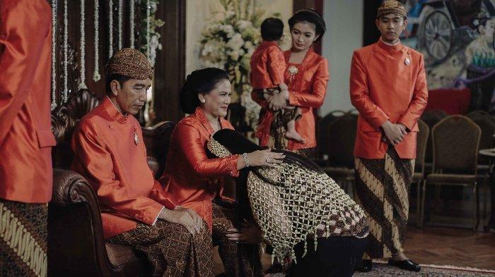 Pesta Pernikahan Kahiyang Ayu dinilai Sederhana. Foto: Dok. Tribunnews