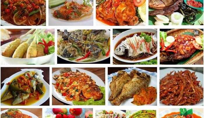 Ikan Mengandung Protein (Ilustrasu -Ragam masakan Ikan Nusantara). Foto: Grop by Google/ NusantaraNews