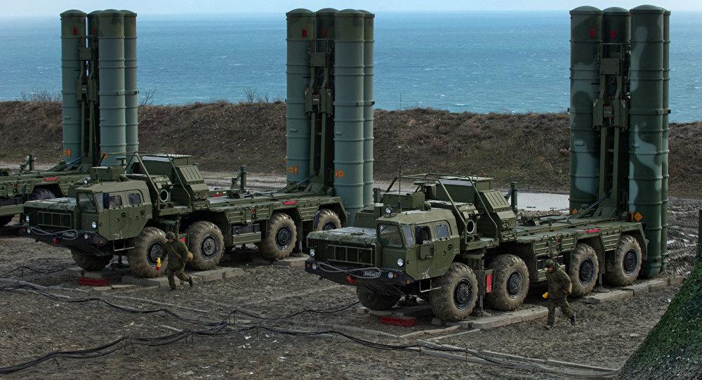 Rudal S-400 Rusia. Foto: Sergey Malgavko/Via Sputnik