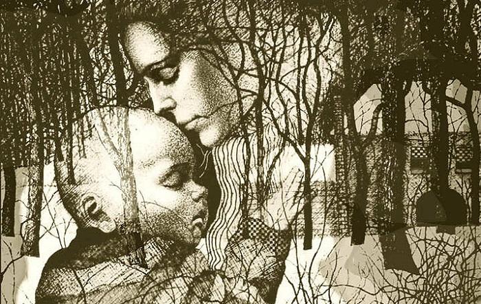 Seorang ibu dan si Bayi. Foto: Dok. radiomirchi.com