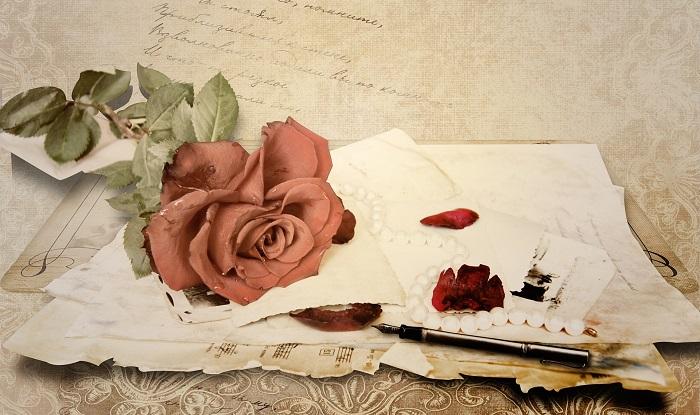 Surat Cinta (Ilustrasi). Foto: Dok. planetfem.com