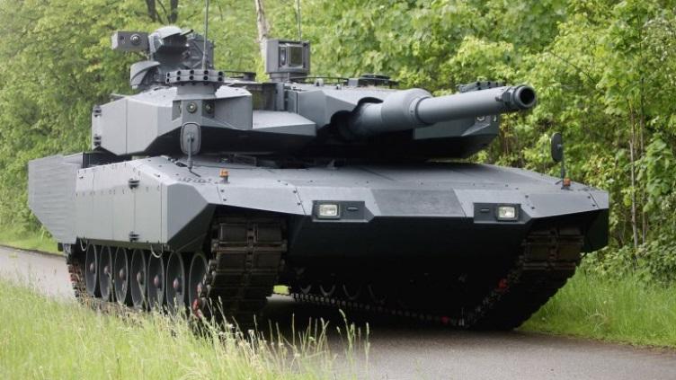 Tank Leopard II Revolution Indonesia (Foto via janes)