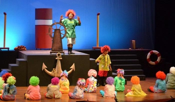 Pertunjukan Teater Tanah Air besutan Jose Rizal Manua (Ilustrasi). Foto: Dok. Istimewa