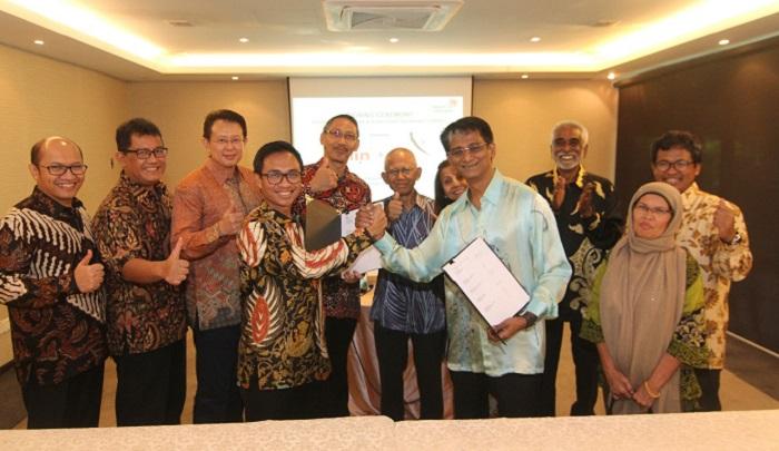 TelkomGroup Akuisisi Perusahaan Satelit Malaysia. Foto: Dok. Humas Telkom