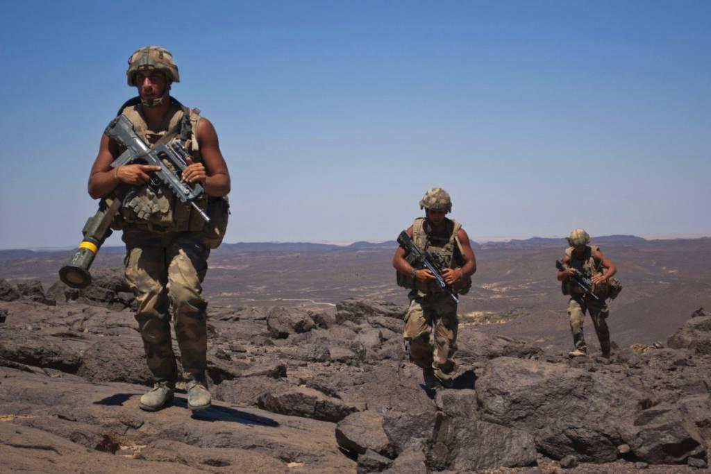 Tentara Perancis di Mali. Foto: Stringer/REUTERS