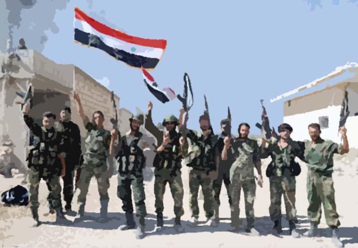 Tentara Suriah Menyatakan Kemenangan Terhadap ISIS