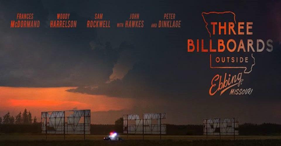 """Film """"Three Billboards Outside Ebbing, Missouri"""", diputar bioskop AS pada hari Jum'at (10/11). Foto: blogbusters.ch"""