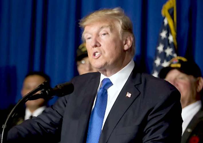 Presiden Donald Trump/Foto: APnews