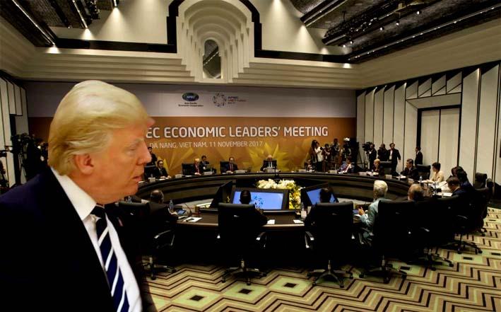 Pertemuan APEC 2017 di Da Nang, Vietnam