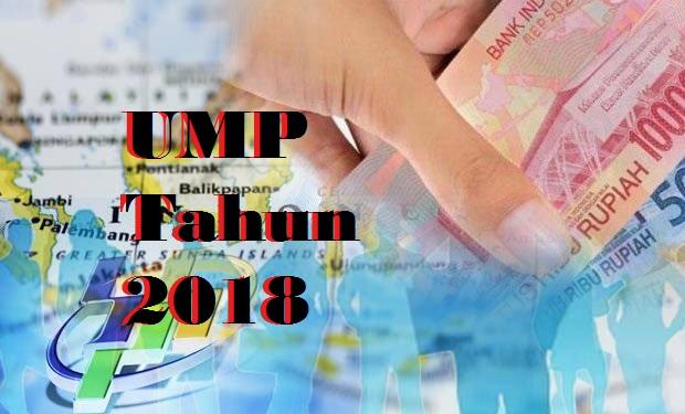 Upah Minimum Provinsi (UMP) tahun 2018 (Ilustrasi). Foto ilustrasi: NNCart/ NusantaraNews