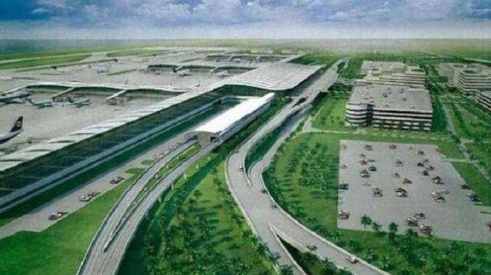 Masterplan Bandara New Yogyakarta Internasional Airport (NYIA)di Kulonprogo. (Foto: Istimewa)