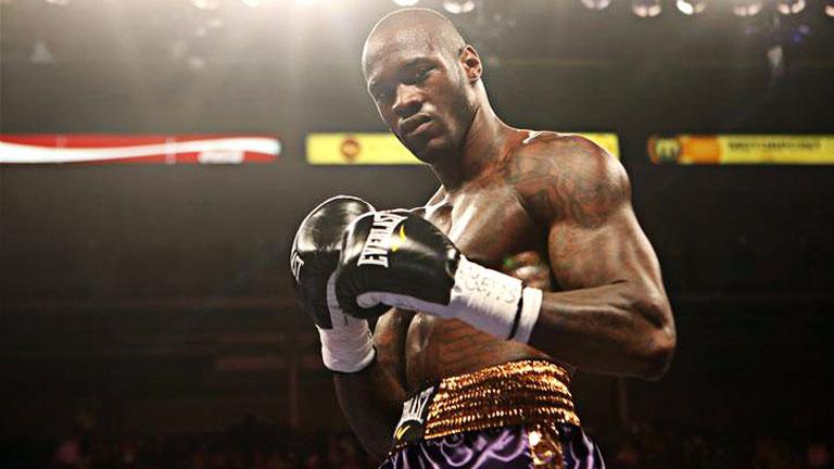 Juara dunia tinju kelas berat versi WBC, Deontay Wilder tantang Anthony Joshua di 2018. Foto: Boxingnews