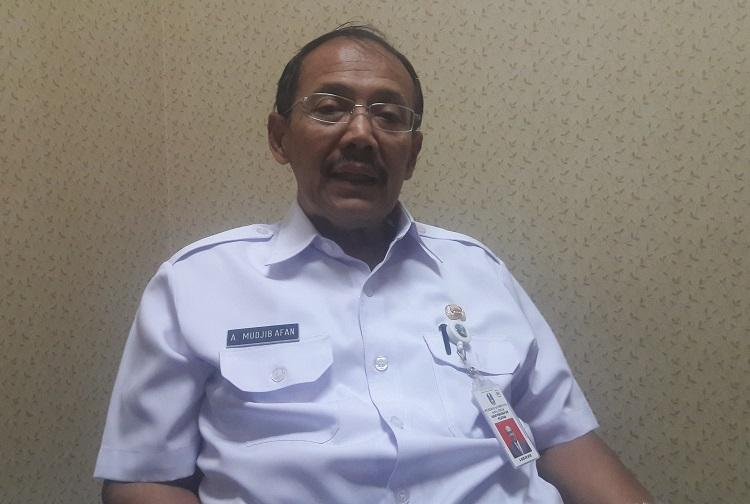 Kepala Badiklat Jatim Mudjib Afan (Foto: Tri Wahyudi/Nusantaranews)