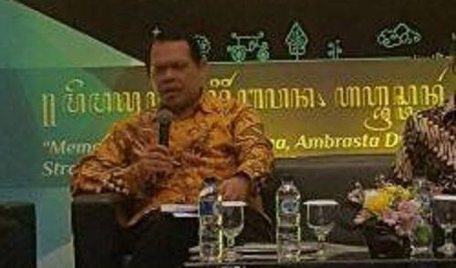 Anggota II Badan Pemeriksa keuangan (BPK RI) Agus Joko Pramono. Foto: Dok. Humas BPK