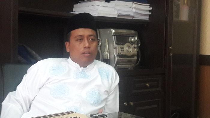 Bendahara DPW PAN Jatim Agus Maimun. Foto Tri Wahyudi/ NusantaraNews