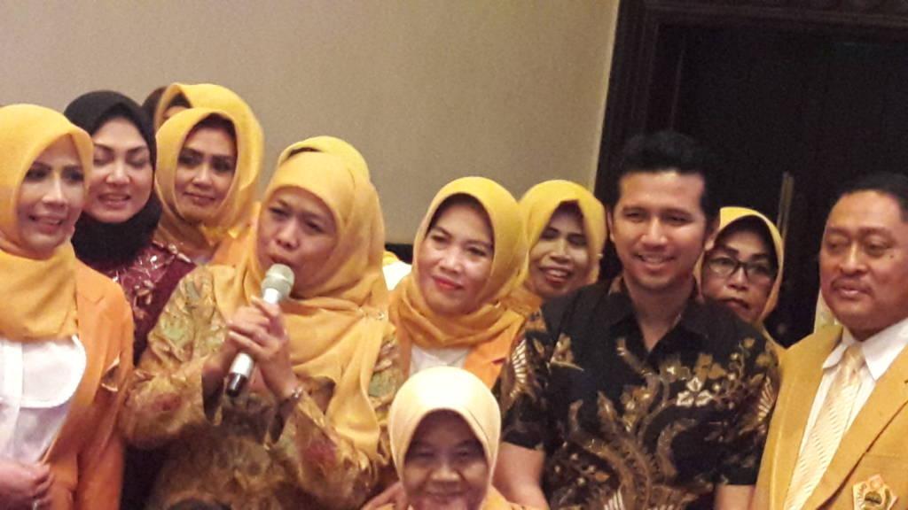 Golkar, Demokrat dan Hanura segera gelar pertemuan bahas kemenangan pasangan Khofifah-Emil di Pilgub Jatim 2018. Foto: Tri Wahyudi/NusantaraNews