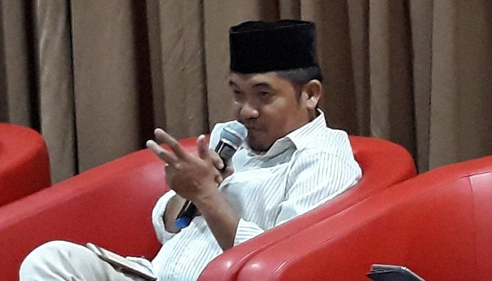 Direktur Ekseutif Lingkar Madani (LIMA) Ray Rangkuti. Foto Ucok Al Ayubbi/ NusantaraNews