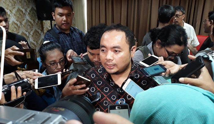 Komisioner Badan Pengawas Pemilu (Bawaslu) RI, Muhammad Afifuddin. Foto Ucok Al Ayubbi/ NusantaraNews