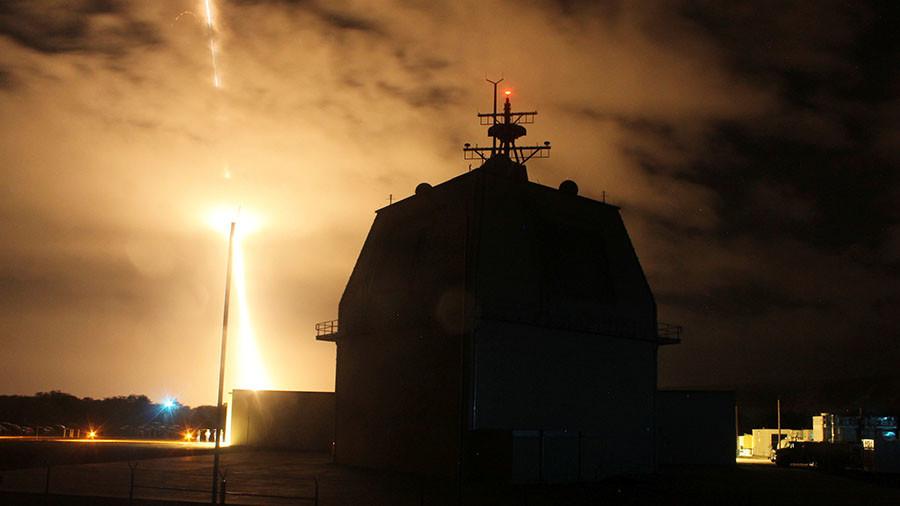 Senjata pencegat rudal Korea Utara yang dibeli Jepang, Aegis Ashore. Foto: U.S. Missile Defense Agency/Leah Garton /Reuters