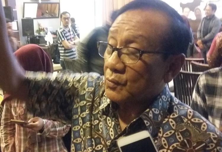 Akbar Tanjung (Foto: Ucok A/Nusantaranews0