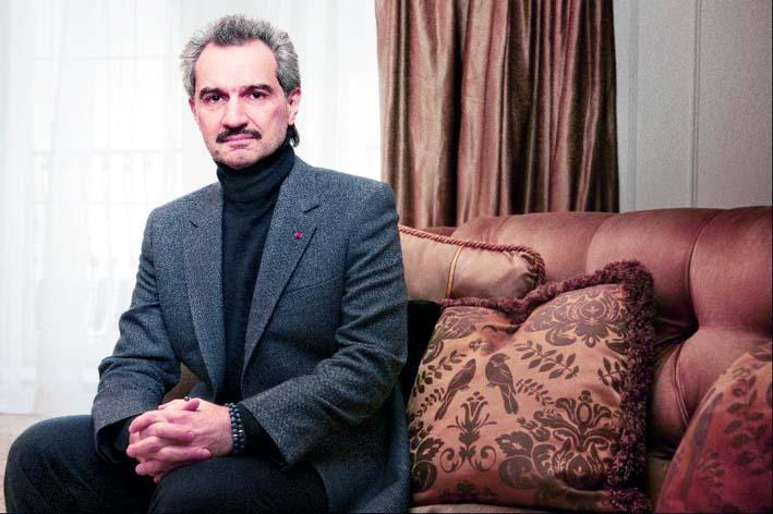 Pangeran Al-Waleed/Foto Istimewa