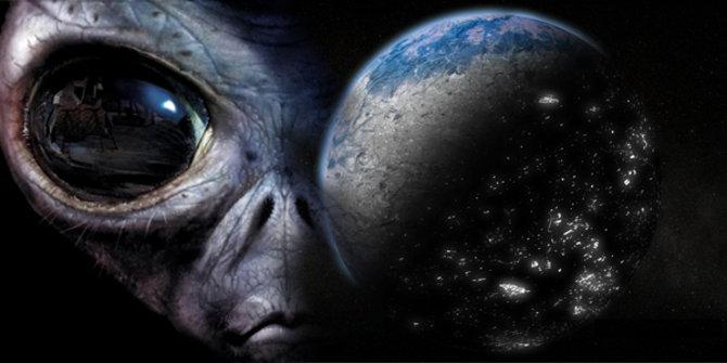 Alien (ilustrasi)