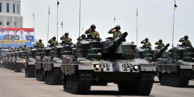 Alutsista TNI (Foto Istimewa)