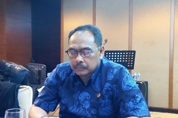Wakil Ketua BPK RI, Bahrullah Akbar (Foto: Adhon/Nusantaranews)