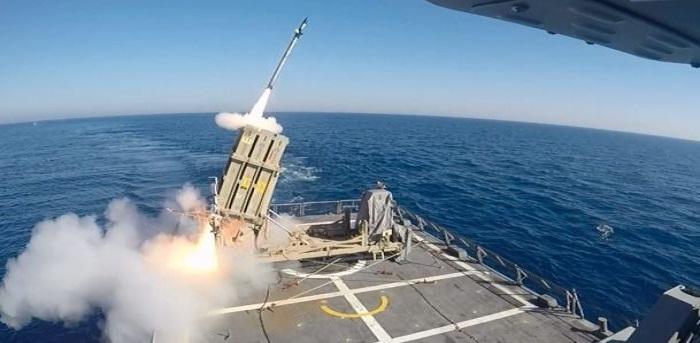 Senjata pencegat roket terbaru Israel, Iron Dome/C-Dome. Foto: Israel Navy