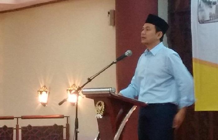 Aziz Syamsuddin bakal ketua DPR menggantikan posisi Setya Novanto. Foto: Dok. Pribadi
