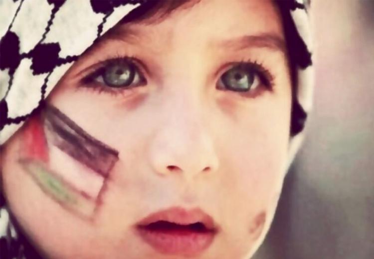 Child on gaza (ilustrasi/Croup)