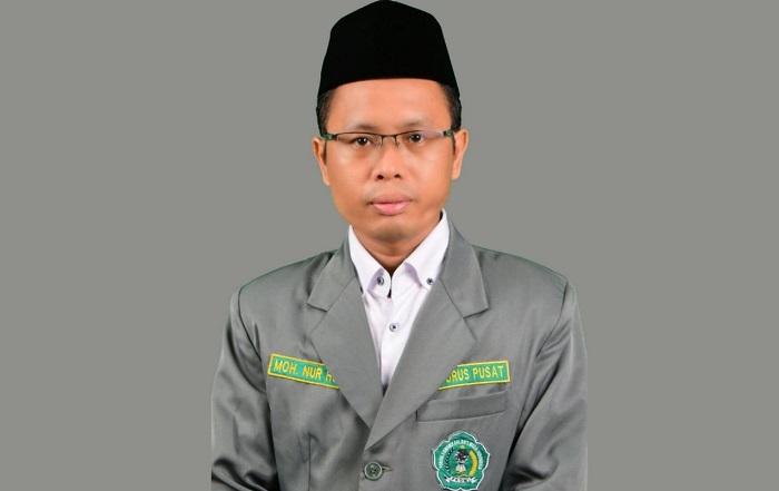 Ketua Umum Forum Komunikasi Dai Muda Indonesia (FKDMI) Moh Nur Huda. Foto: Dok. Pribadi/ NusantaraNews