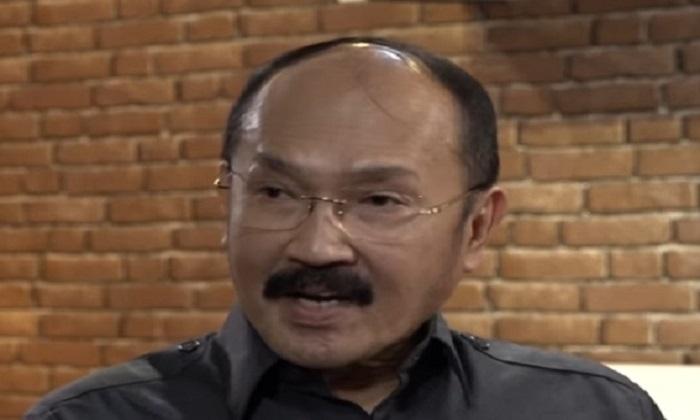 Pengacara Setya Novanto, Fredrich Yunadi dalam acara 'Setia Pengacara Setya' di program Catatan Najwa. Foto: YouTube