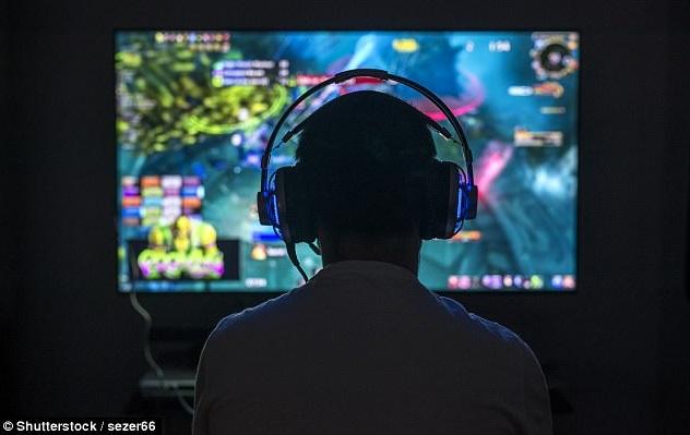 Gaming Disorder. Foto: Dok. Shutterstock