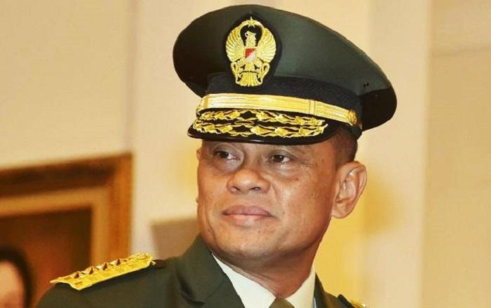 Mantan Panglima TNI Jenderal Gatot Nurmantyo. Foto: Istimewa
