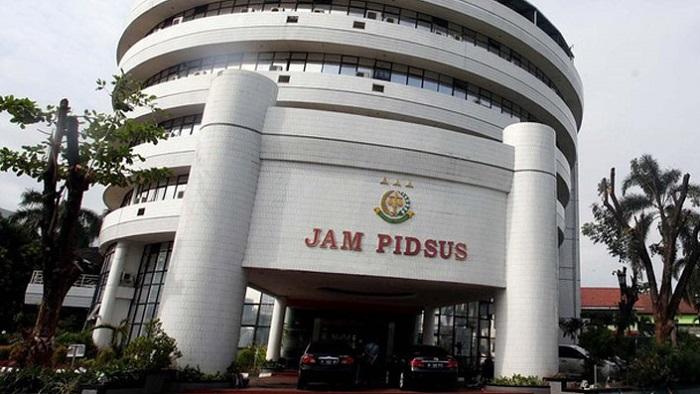 Gedung Bundar Kejagung JAMpidsus (Ilustrasi). Foto: Dok. rilitas