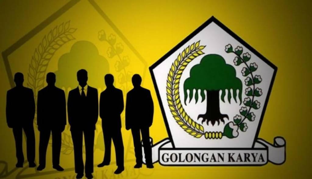 Partai Golongan Karya (Golkar). Foto: Ilustrasi/Via Net
