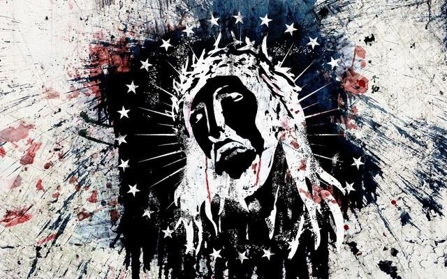 Grafitti Yesus Kristus. Foto: Dok. id.aliexpress.com