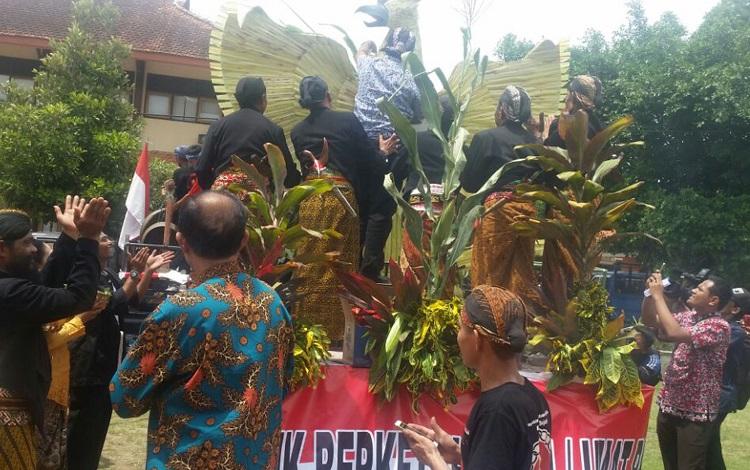 Grebek BHineka Tulungagung (Foto Istimewa/Nusantaranews)