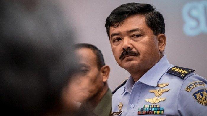 Marsekal Hadi Tjahjanto, calon tunggal panglima TNI, pengganti Jenderal Gatot Nurmantyo. Foto: Dok. Istimewa/Net