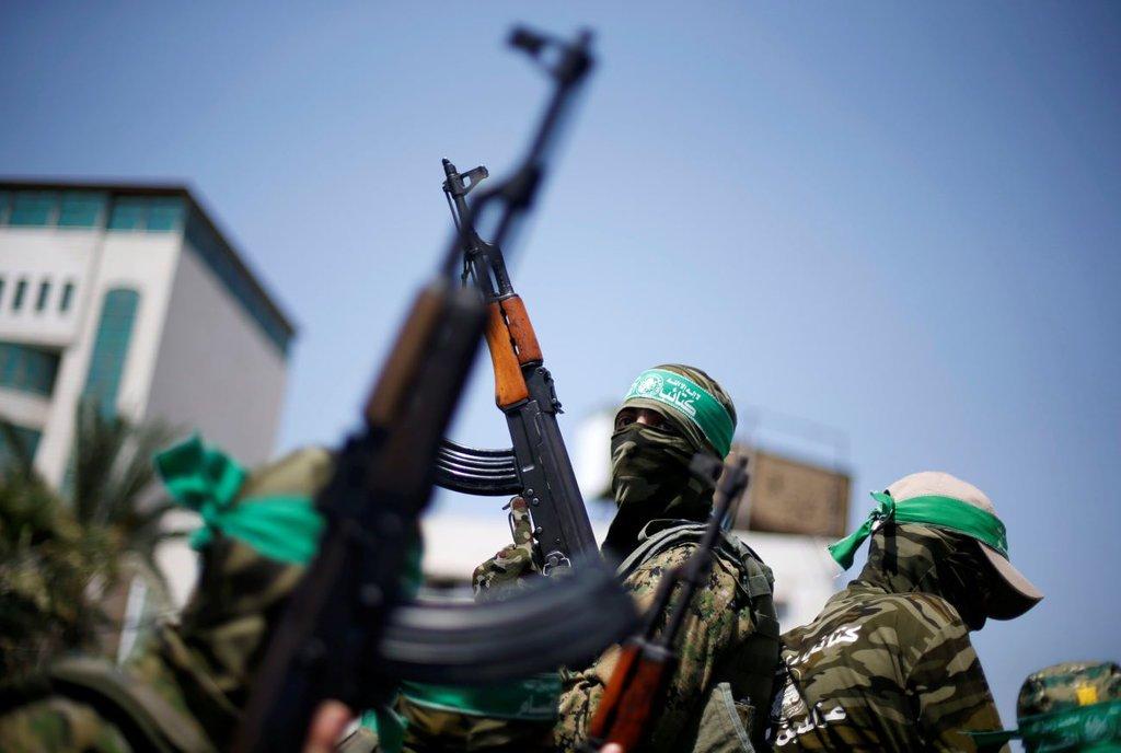 Hamas serukan rakyat Palestina bersatu melawan rencana AS memindahkan ibukota Israel dari Tel Aviv ke Yerusalem. Foto: REUTERS