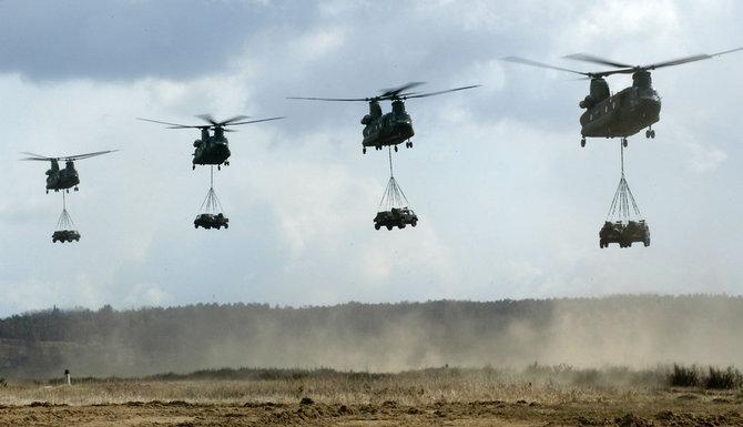 Helikopter Chinook (Foto Istimewa)