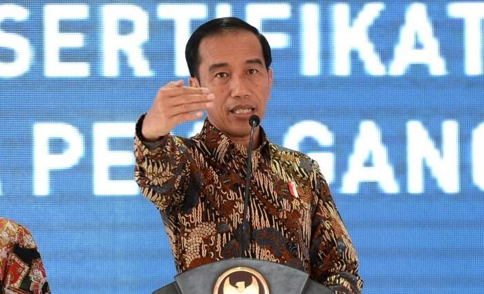 Presiden Joko Widodo. FOto: Dok. Deputi Bidang Protokol, Pers, dan Media Sekretariat Presiden.