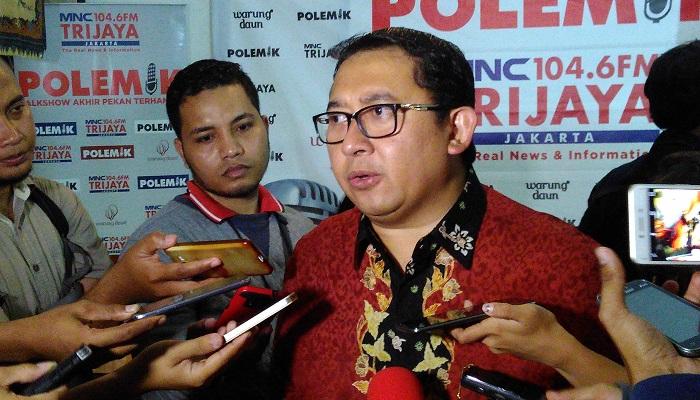 Wakil Ketua DPR RI, Fadli Zon. Foto: Dok. NusantaraNews/ Ucok Al Ayubbi