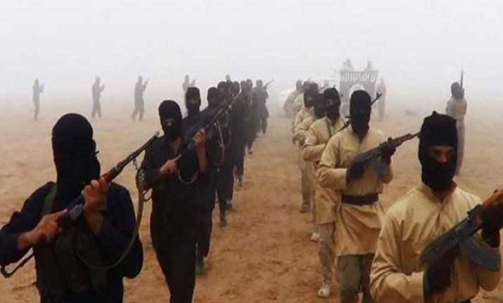 Kelompok Negara Islam Irak dan Suriah (ISIS). Foto: alarabiya.net
