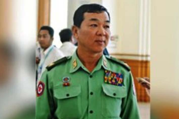Jenderal Maung-Maung Soe/Foto: dhakatribune.com